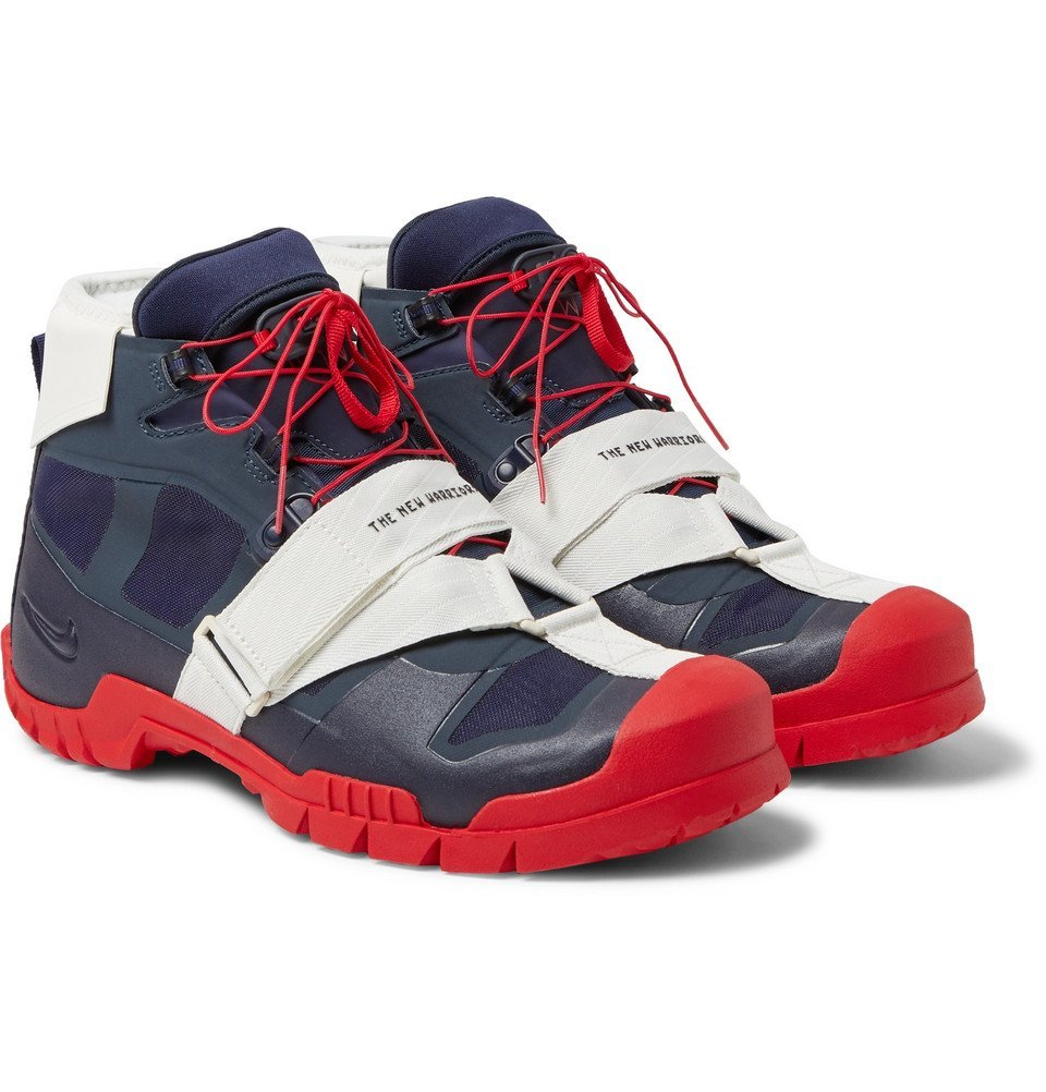 Photo: Nike - Undercover SFB Mountain Sneakers - Navy