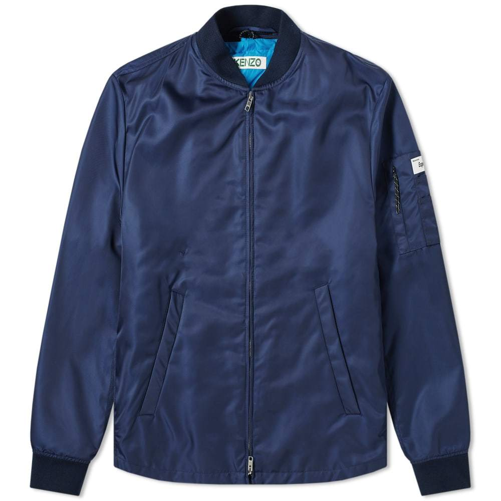 Photo: Kenzo 2 In 1 Bomber Jacket