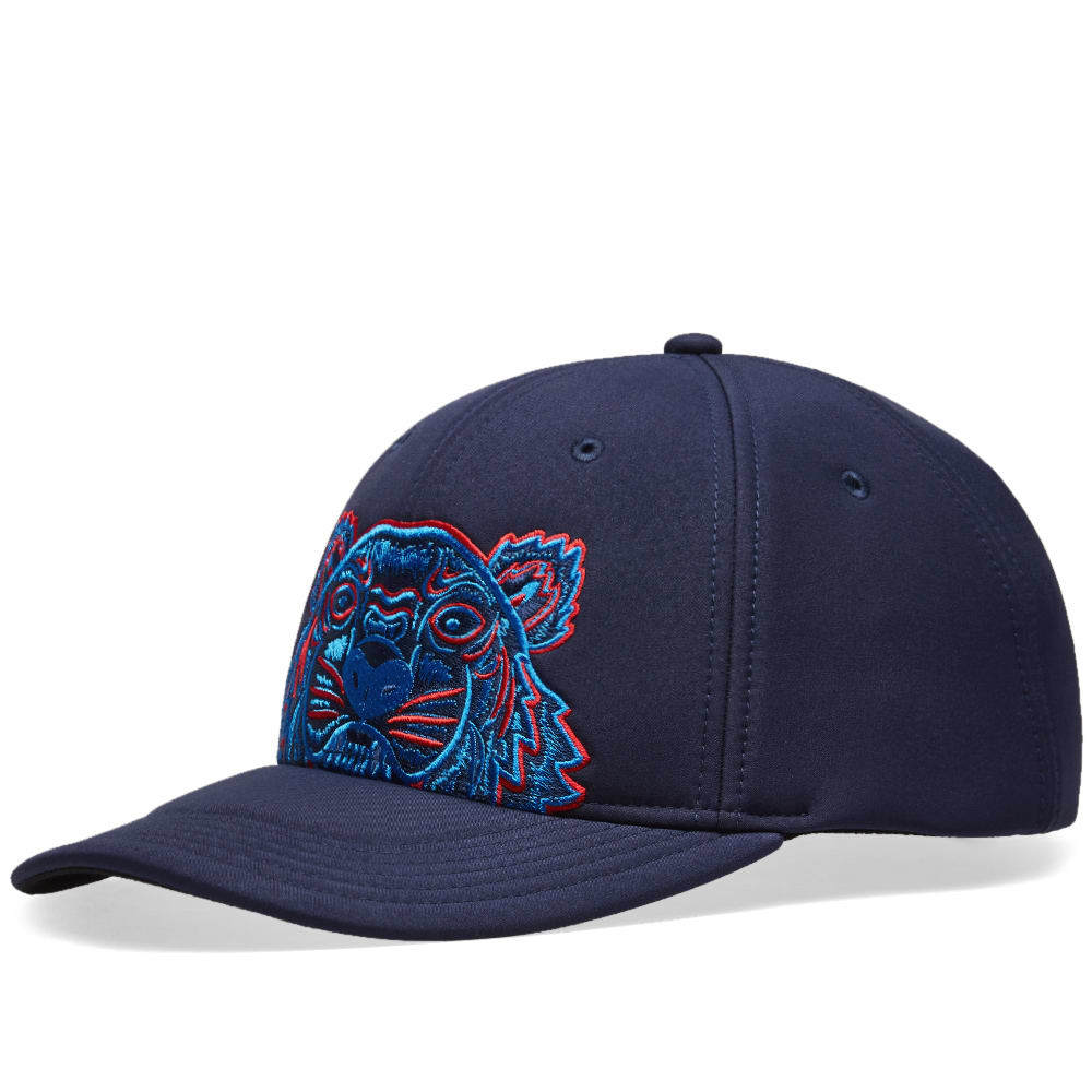 Photo: Kenzo Neoprene Tiger Cap Navy