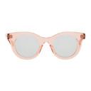 Sacai Pink Native Sons Edition Huxley Round Sunglasses