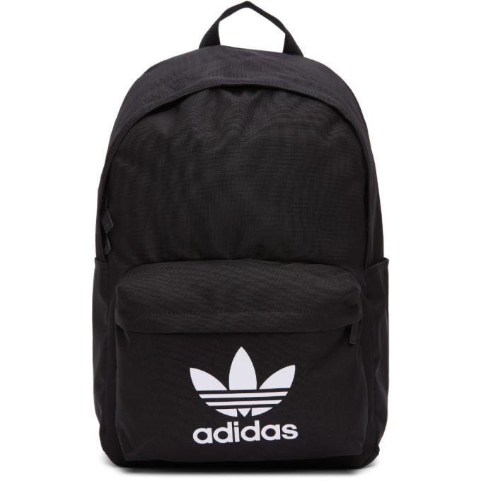 adidas Originals Black AdiColor Classic Backpack