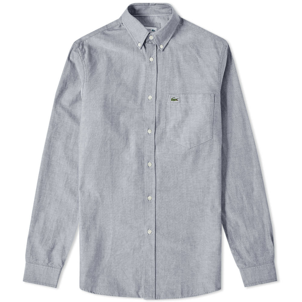 Photo: Lacoste Button Down Oxford Shirt