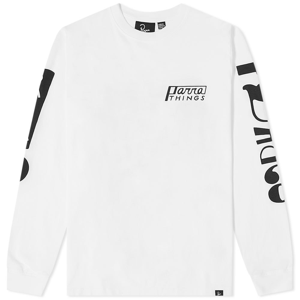 Photo: By Parra Long Sleeve Things Tee