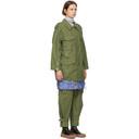 3.1 Phillip Lim Green Utility Coat