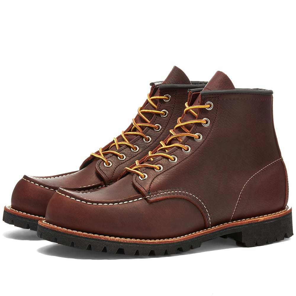 Photo: Red Wing 8146 Roughneck Work Boot