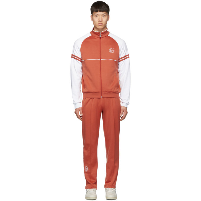 Photo: Band of Outsiders Red Sergio Tacchini Edition Orion Tracksuit