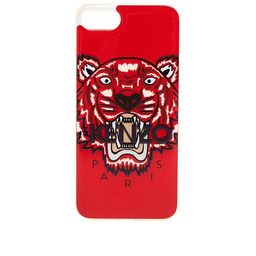 Photo: Kenzo Silicone Tiger iPhone 7/8 Case