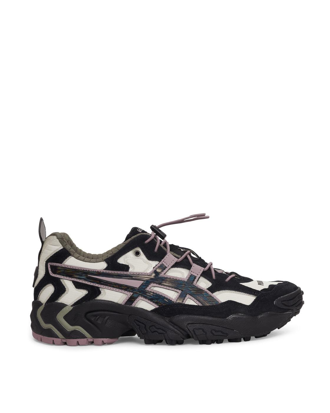 Asics Pleasures Gel Nandi Sneakers Cream/Graphite Grey