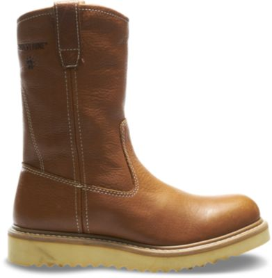 "Photo: 10"" Wellington Work Boot"