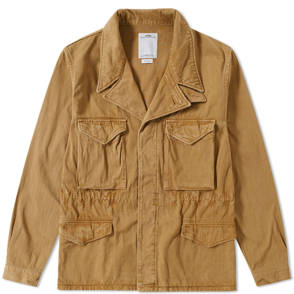 Photo: Visvim Achse Peerless Jacket