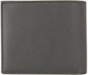 Dunhill Grey & Blue Cadogan Bifold Wallet