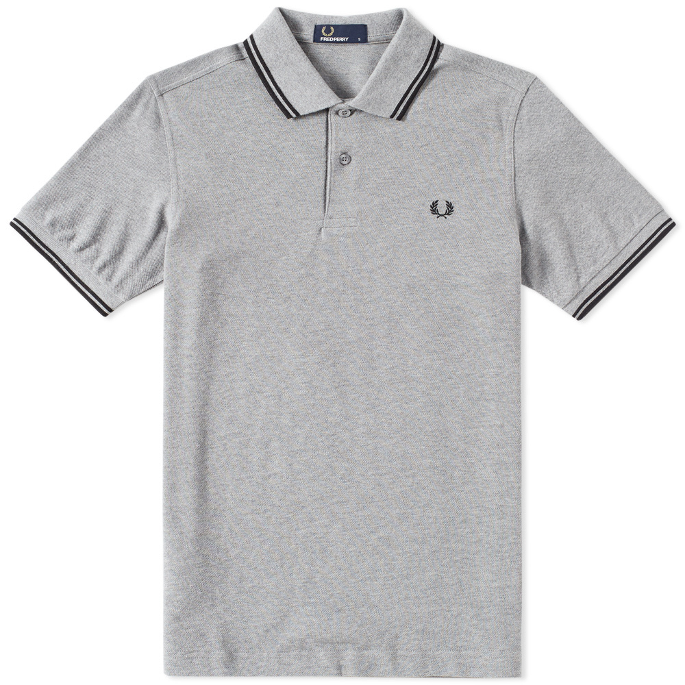 a8e8b688 ... x Raf Simons. $69. shopping_basket check. Photo: Fred Perry Slim Fit  Twin Tipped Polo
