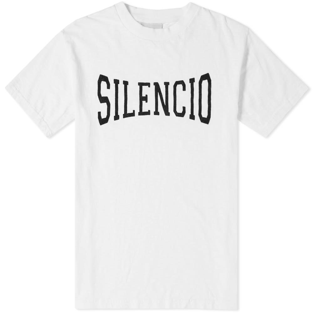 Photo: NASASEASONS Silencio Tee