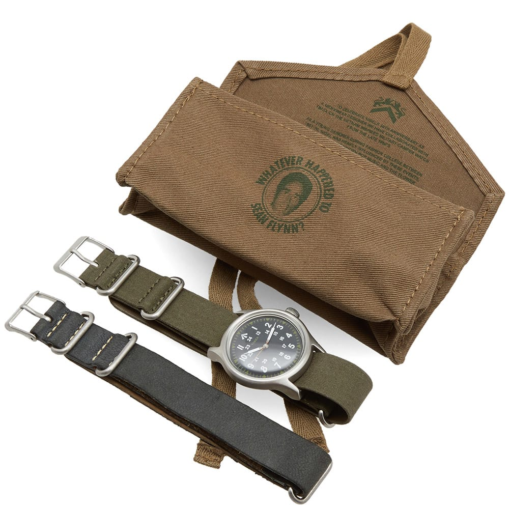 Photo: Timex x Nigel Cabourn SST Watch
