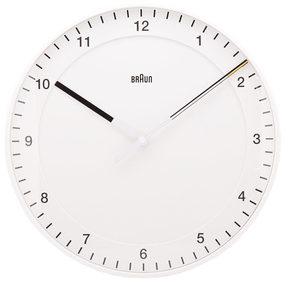Photo: Braun 30cm Large Wall Clock
