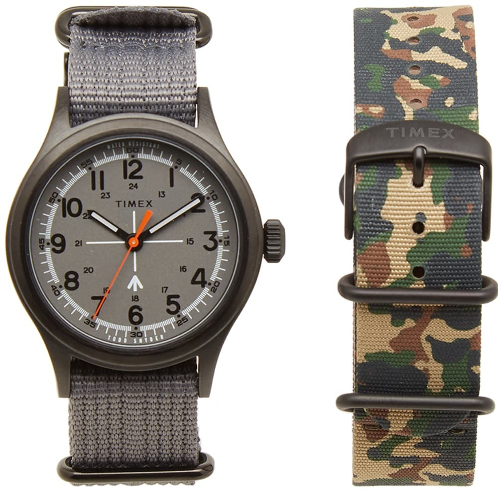 Photo: Timex x Todd Snyder Military Watch Gift Set