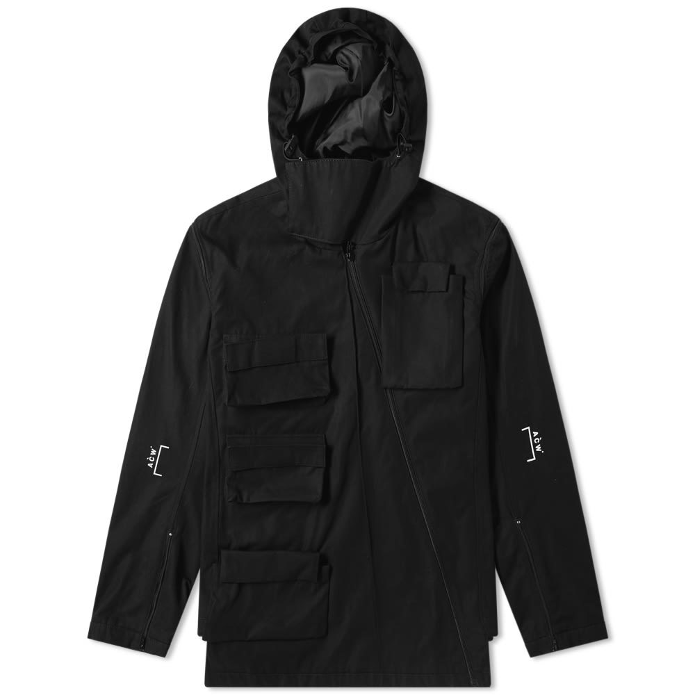 Photo: A-COLD-WALL* Cargo Jacket Black