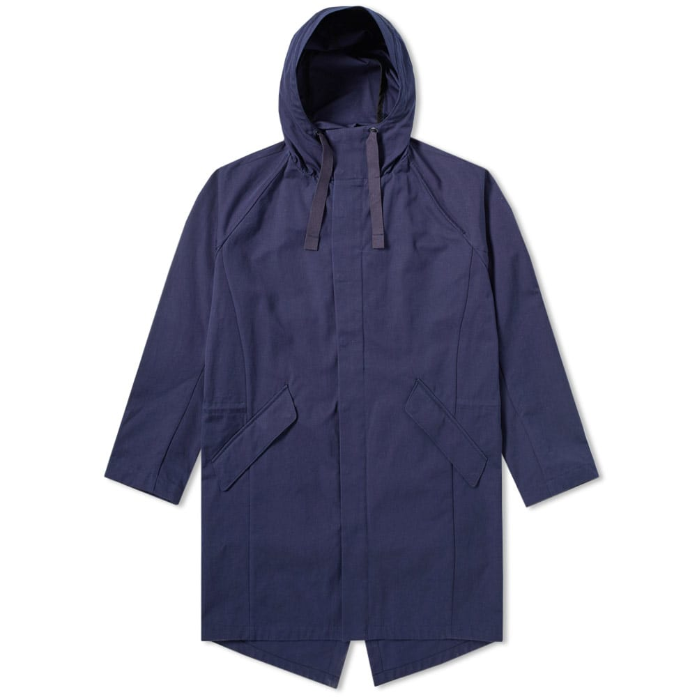 Photo: Norse Projects Halmstad Cotton Parka