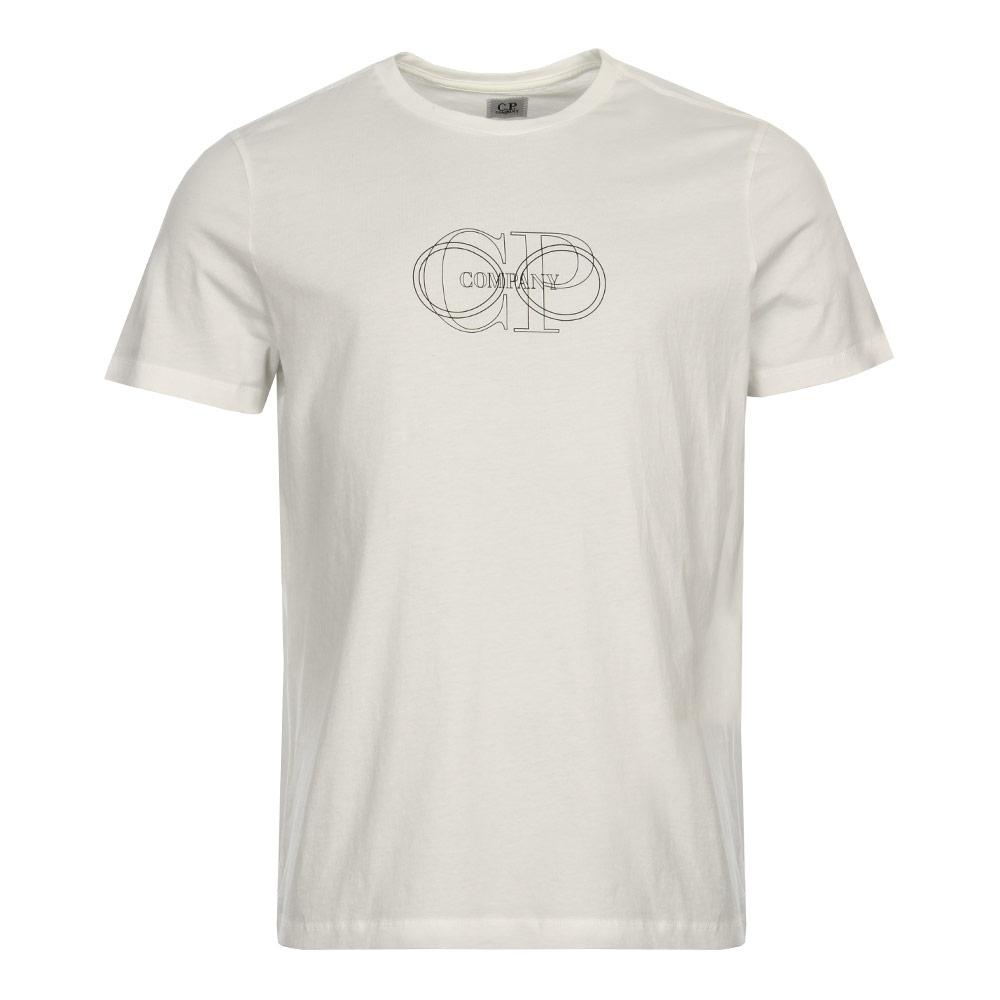 Logo T-Shirt - Tapioca White