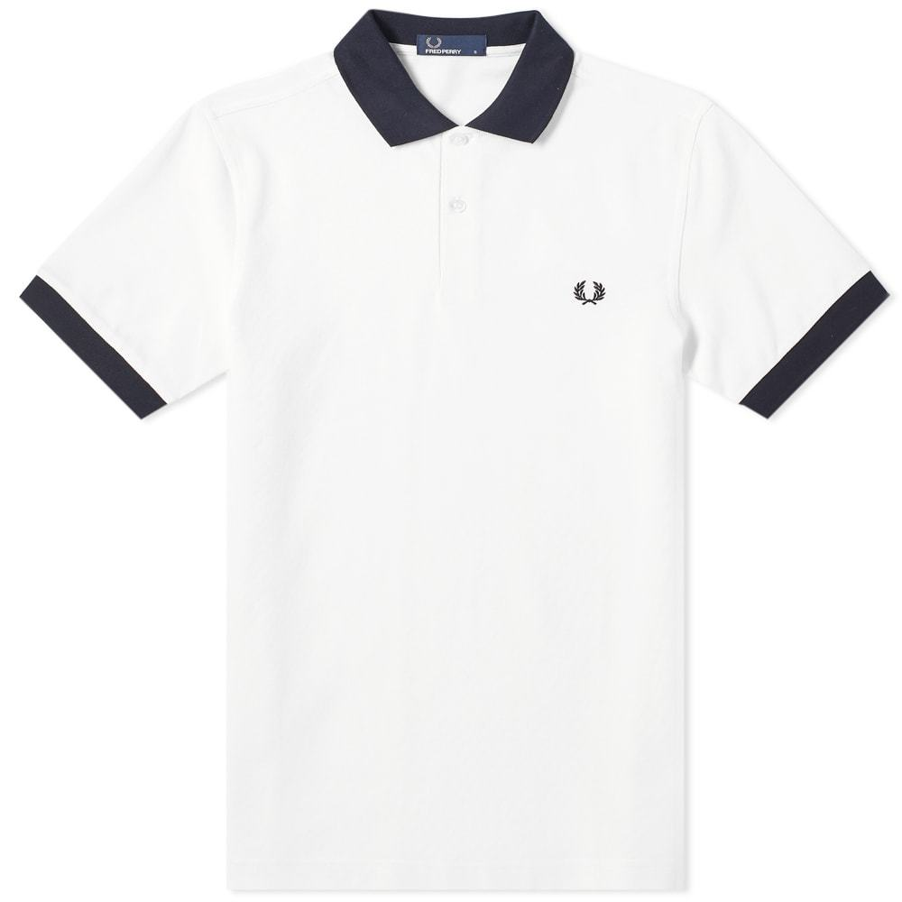Photo: Fred Perry Contrast Collar Polo