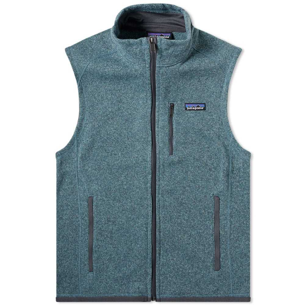 Photo: Patagonia Better Sweater Vest Shadow Blue