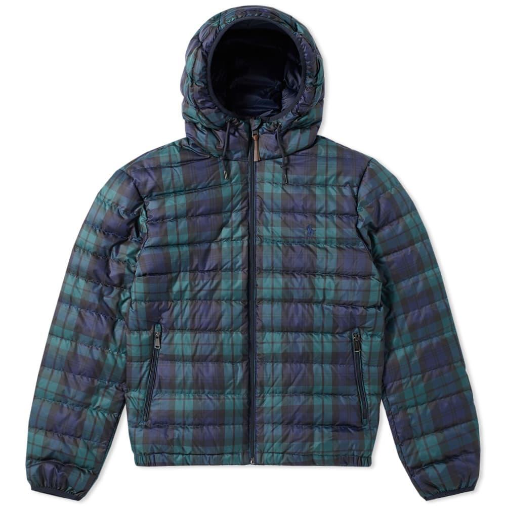 Photo: Polo Ralph Lauren Hooded Down Jacket