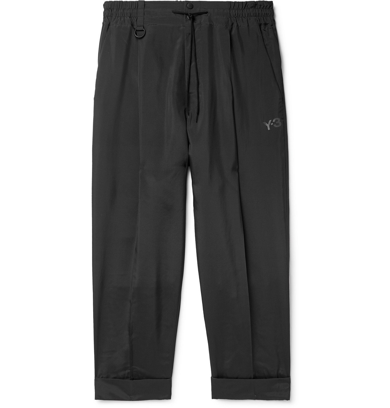 Photo: Y-3 - CH1 Tapered Ripstop Track Pants - Gray