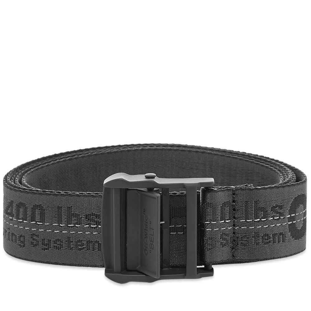 Photo: Off-White Classic Industrial Belt