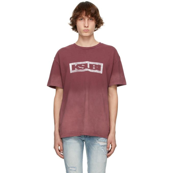 Photo: Ksubi Red Box Logo Biggie T-Shirt
