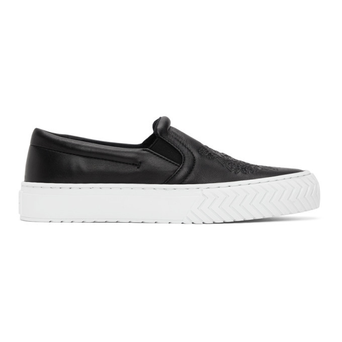 Photo: Kenzo Black Tiger K-Skate Sneakers
