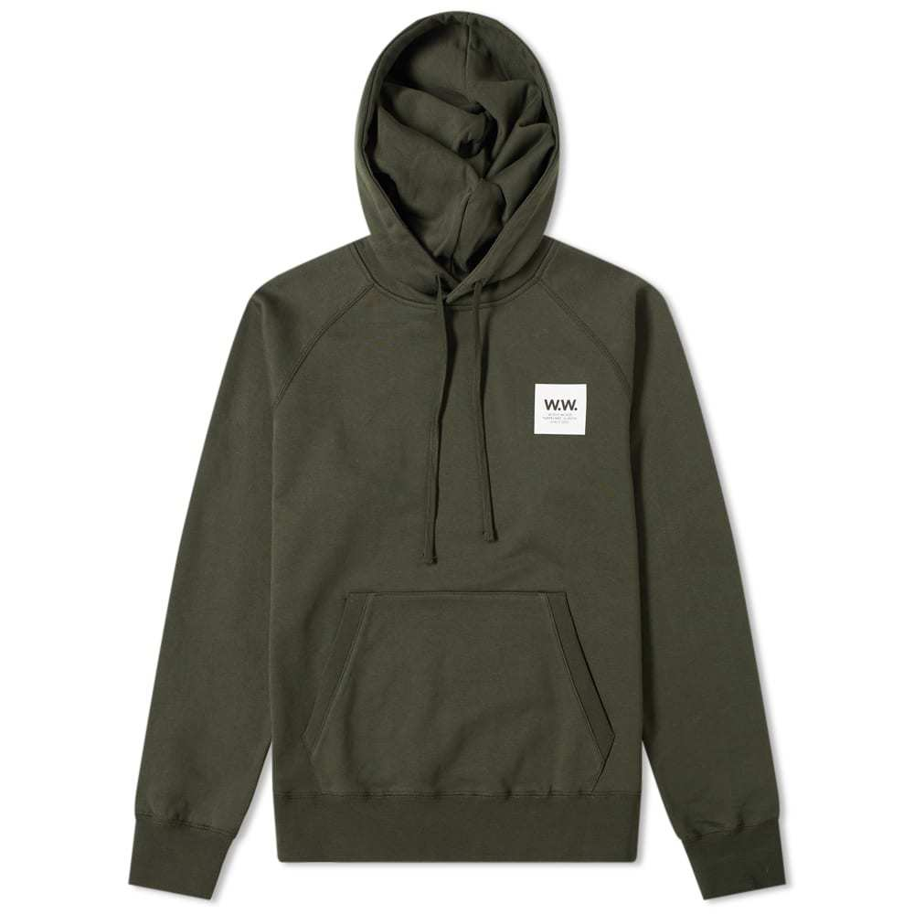 Wood Wood Fred Popover Hoody
