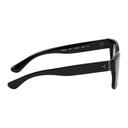 Oliver Peoples Black and Blue Shiller Sunglasses