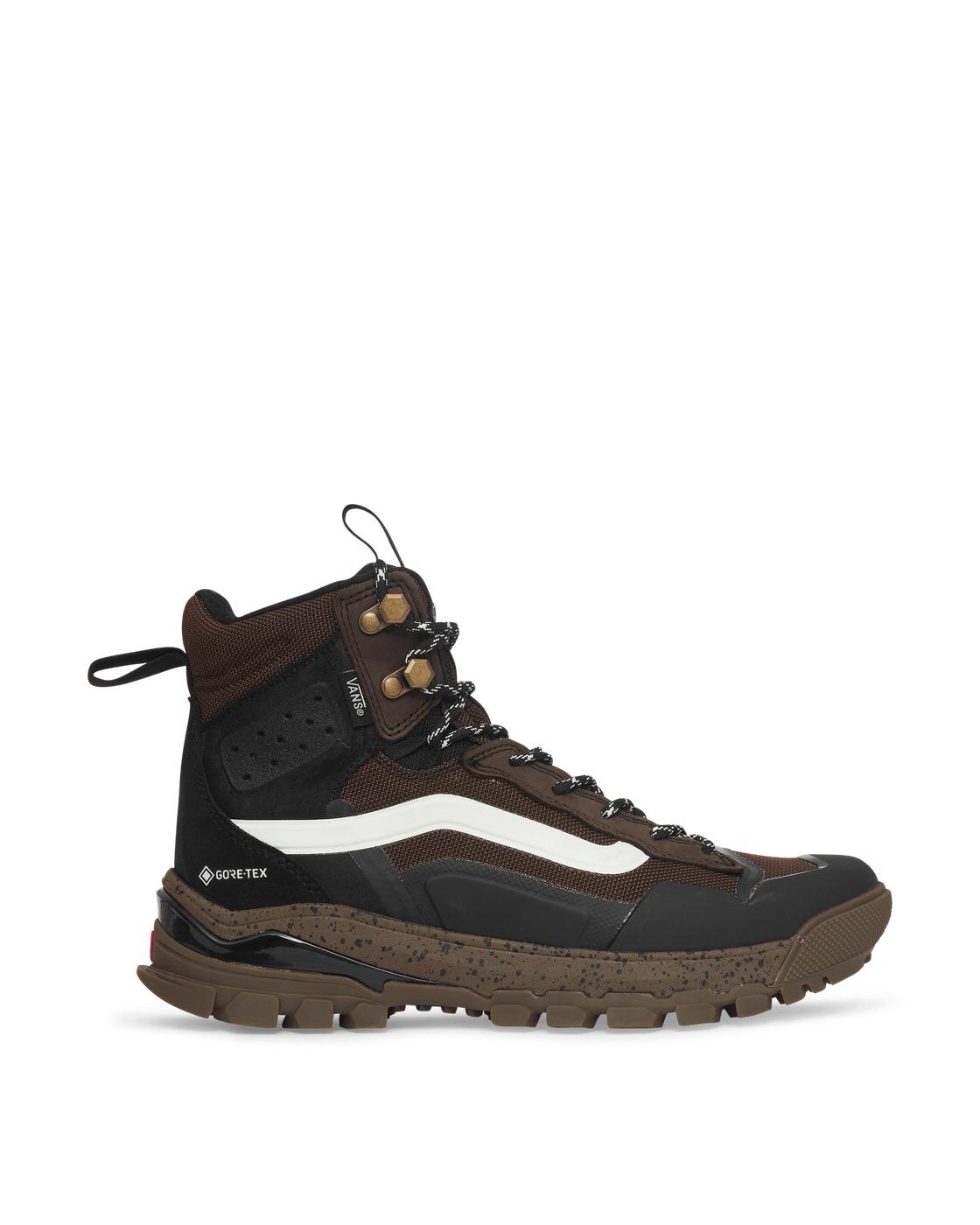 Photo: Vans Ultrarange Exo Hi Gore Tex Mte 3 Sneakers Demitasse/Dark