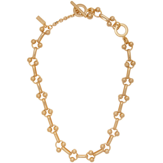 Photo: Mounser Gold Regio Necklace