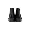 Stella McCartney Black Zipiti Ankle Boots