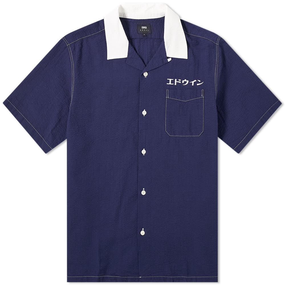 Photo: Edwin Short Sleeve Katakana Crew Shirt