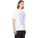 Aries White Serapis T-Shirt