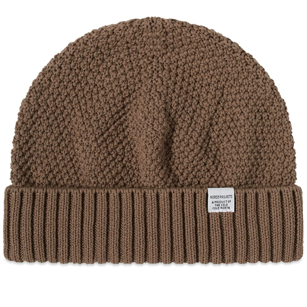 Photo: Norse Projects Norse Moss Stitch Beanie