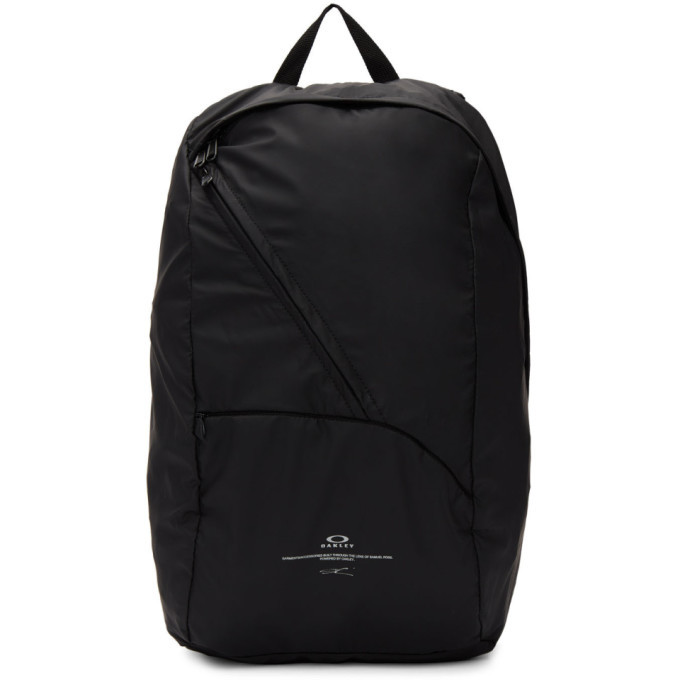 Photo: Oakley by Samuel Ross Black Packable Backpack
