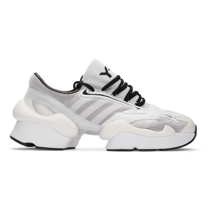Photo: Y-3 White Ren Sneakers