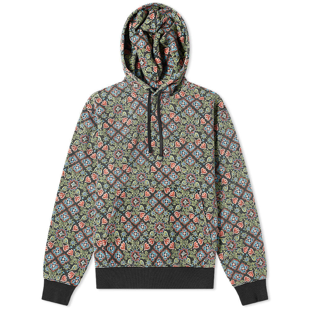 Photo: Stussy Tapestry Fleece Hoody