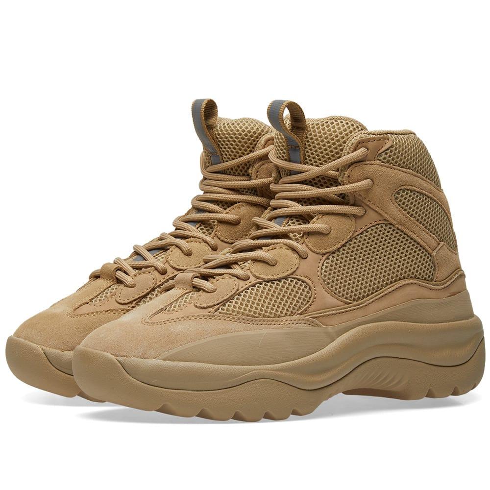 1066f36e6 Yeezy Season 6 Desert Rat Boot Yeezy