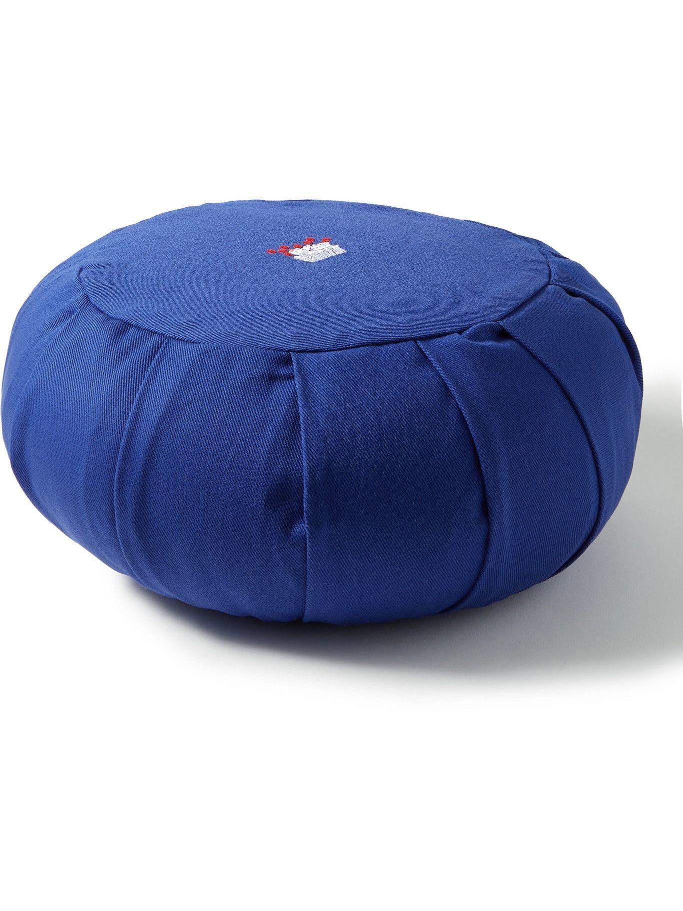 Photo: District Vision - MR PORTER Health In Mind Twill Meditation Cushion