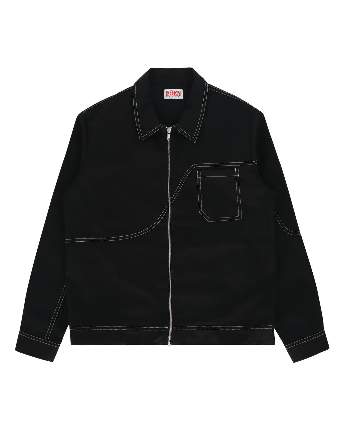 Eden Power Corp Corp Jacket Black