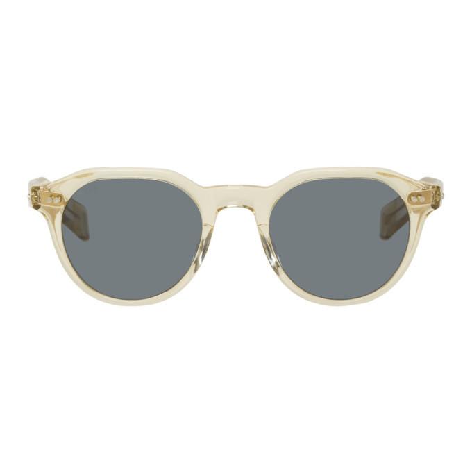 Photo: Eyevan 7285 Yellow Lubin Sunglasses