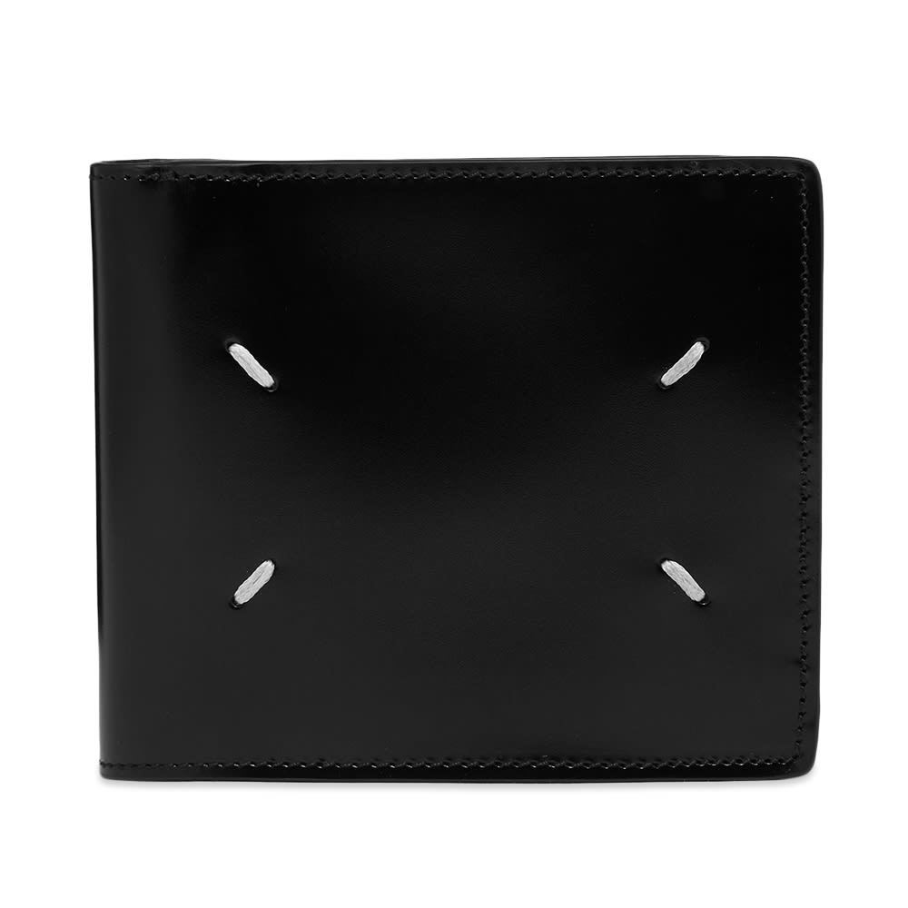 Photo: Maison Margiela 11  Classic Smooth Leather Billfold Wallet