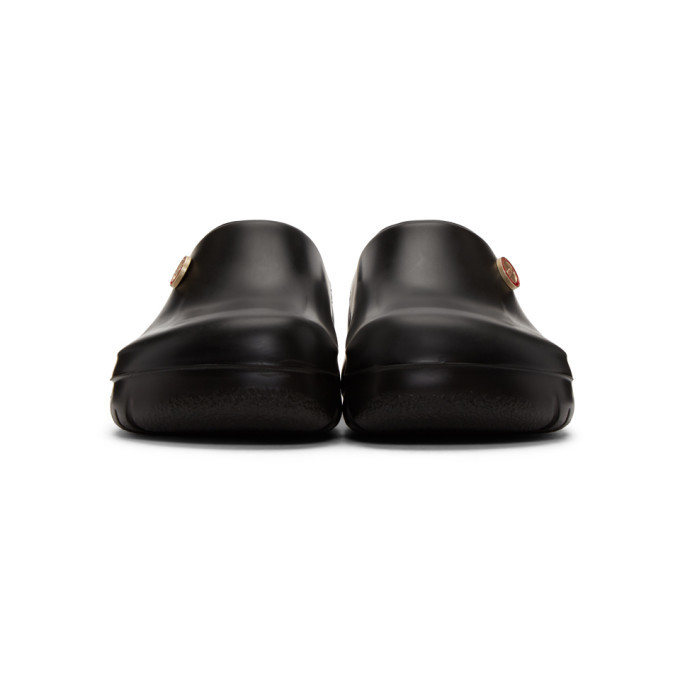 032c Black Birkenstock Edition Super Birki Clogs