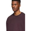 Ksubi Burgundy Seeing Lines Sweatshirt