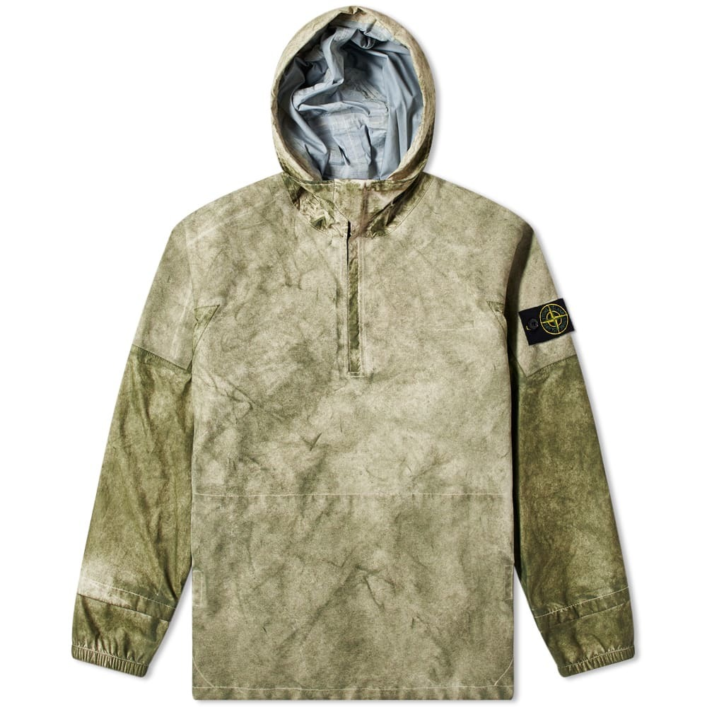 Photo: Stone Island Sniper Membrana Dust Jacket