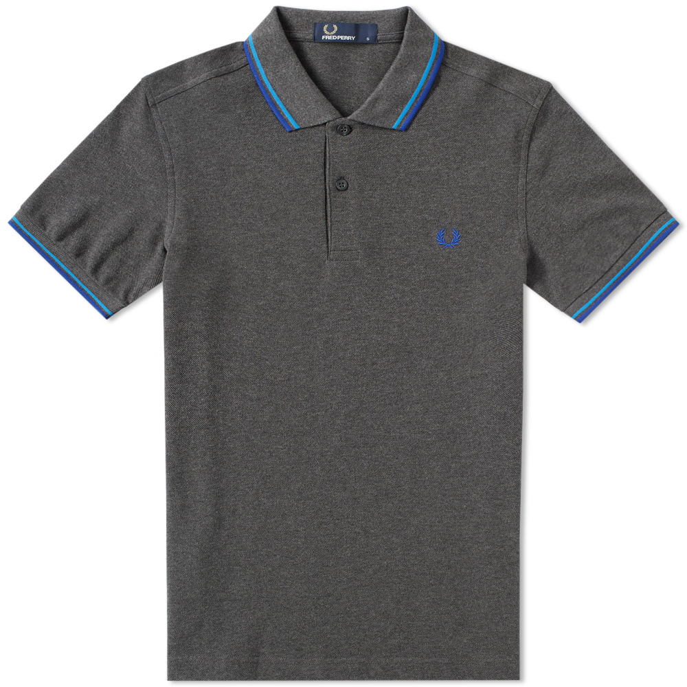 7a7284d9 ... x Raf Simons. $95. shopping_basket check · Photo: Fred Perry Slim Fit  Twin Tipped Polo